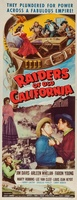 Raiders of Old California movie poster (1957) picture MOV_fdbf56b3