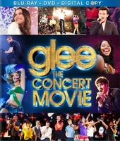 Glee: The 3D Concert Movie movie poster (2011) picture MOV_66f921bc