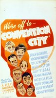 Convention City movie poster (1933) picture MOV_66fa81de