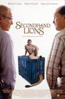 Secondhand Lions movie poster (2003) picture MOV_66fa86e3