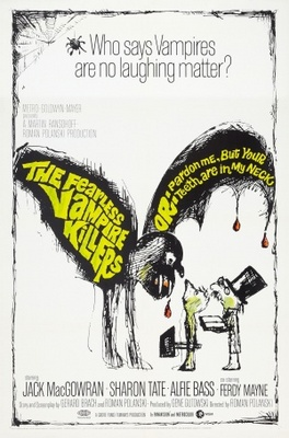 The Fearless Vampire Killers movie poster (1967) poster MOV_67013008