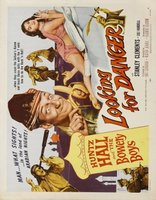 Looking for Danger movie poster (1957) picture MOV_6702707b