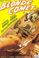 Blonde Comet movie poster (1941) picture MOV_670806b9