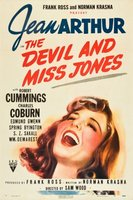 The Devil and Miss Jones movie poster (1941) picture MOV_6709e304