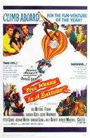 Five Weeks in a Balloon movie poster (1962) picture MOV_670cbe4d