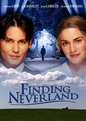 Finding Neverland movie poster (2004) poster MOV_67113d93