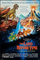 The Land Before Time movie poster (1988) picture MOV_6713c01f