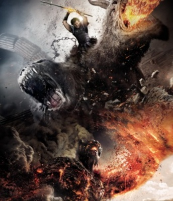 Wrath of the Titans movie poster (2012) poster MOV_67161e5f
