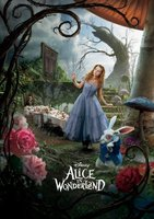 Alice in Wonderland movie poster (2010) picture MOV_6716b564