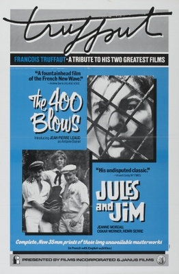 Jules Et Jim movie poster (1962) poster MOV_67186431