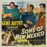 Sons of New Mexico movie poster (1949) picture MOV_671a7939