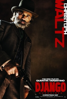 Django Unchained movie poster (2012) poster MOV_671d593e