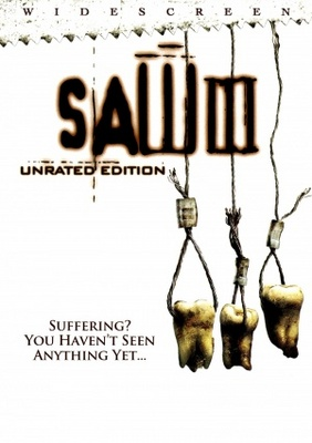 Saw III movie poster (2006) poster MOV_671d7982