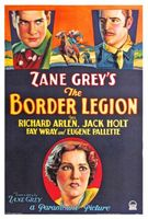 The Border Legion movie poster (1930) picture MOV_67212395