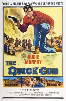 The Quick Gun movie poster (1964) poster MOV_6723d064