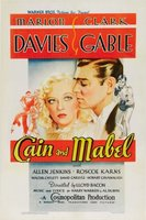 Cain and Mabel movie poster (1936) picture MOV_67282dde