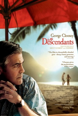 The Descendants movie poster (2011) poster MOV_6729885b