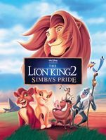 The Lion King II: Simba's Pride movie poster (1998) picture MOV_672b5559