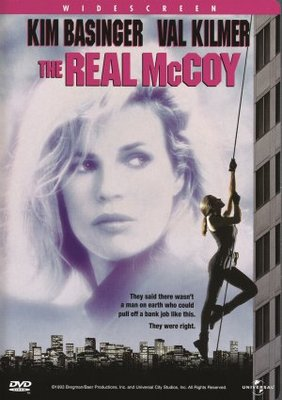 The Real McCoy movie poster (1993) poster MOV_672e4833