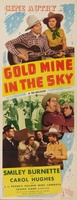 Gold Mine in the Sky movie poster (1938) picture MOV_6731d756