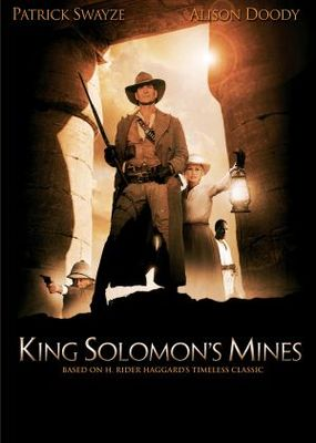 King Solomon's Mines movie poster (2004) poster MOV_6732500c