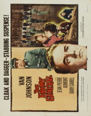 The Enemy General movie poster (1960) poster MOV_6732f3c0
