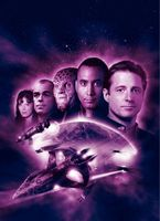 Babylon 5 movie poster (1994) picture MOV_67335c8a