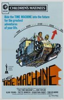 The Time Machine movie poster (1960) picture MOV_673563ea
