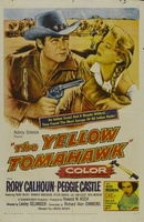 The Yellow Tomahawk movie poster (1954) picture MOV_67356866