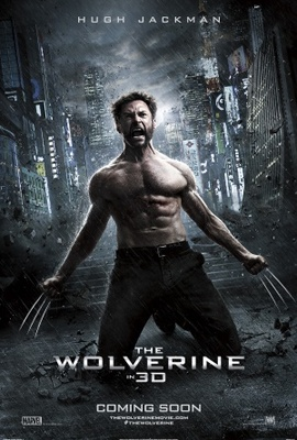 The Wolverine movie poster (2013) poster MOV_67391dd5