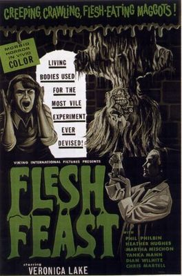 Flesh Feast movie poster (1970) poster MOV_673b72ad