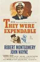 They Were Expendable movie poster (1945) picture MOV_ce1285bb