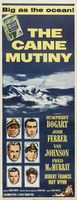 The Caine Mutiny movie poster (1954) picture MOV_673e4f96
