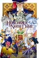 The Hunchback of Notre Dame movie poster (1996) picture MOV_674435cf
