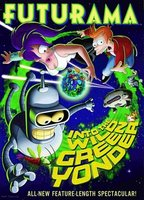 Futurama: Into the Wild Green Yonder movie poster (2009) picture MOV_674d7960