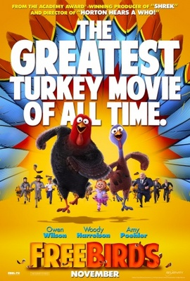 Free Birds movie poster (2013) poster MOV_674ff738