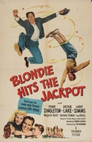 Blondie Hits the Jackpot movie poster (1949) picture MOV_6750915b