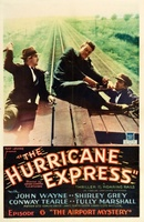 The Hurricane Express movie poster (1932) picture MOV_6751416c