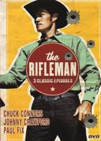 The Rifleman movie poster (1958) picture MOV_675185b9