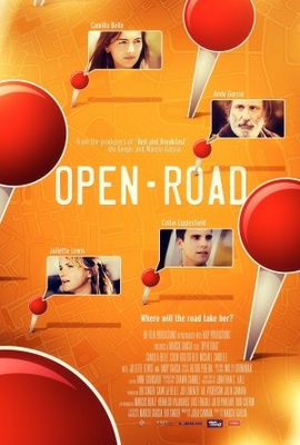 Open Road movie poster (2012) poster MOV_675a25a4