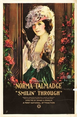 Smilin' Through movie poster (1922) poster MOV_676ba96e