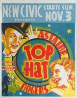 Top Hat movie poster (1935) picture MOV_67702662