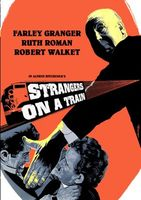 Strangers on a Train movie poster (1951) picture MOV_67707eed