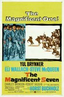 The Magnificent Seven movie poster (1960) picture MOV_6772e6a6
