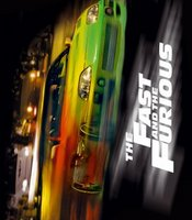 The Fast and the Furious movie poster (2001) picture MOV_677392c3