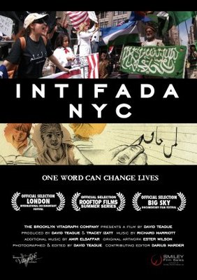 Intifada NYC movie poster (2009) poster MOV_677d45ac