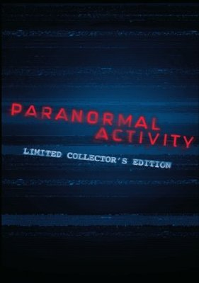 Paranormal Activity movie poster (2007) poster MOV_677fcc40
