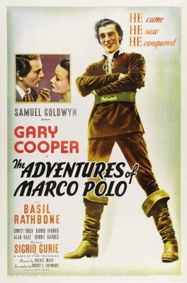The Adventures of Marco Polo movie poster (1938) poster MOV_677ff8d6
