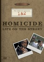 Homicide: Life on the Street movie poster (1993) picture MOV_6781b22f