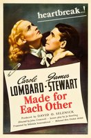 Made for Each Other movie poster (1939) picture MOV_159d5a67